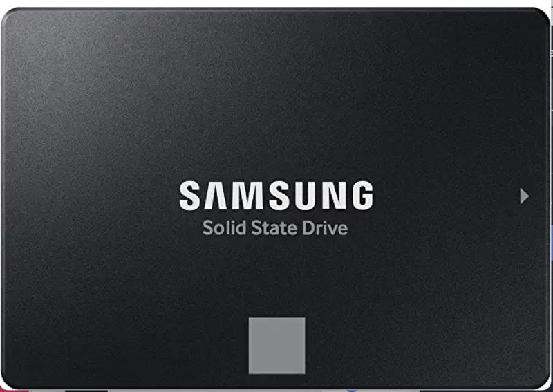 Samsung 870 QVO 2.5'' 1TB SSD, SATA III, 560 Read/530 Write, 3 yr Mfg. Warranty