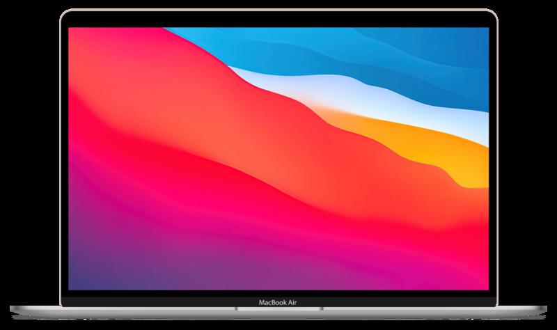 "Apple MacBook Air 13"" M1 8-Core / 16GB / 512GB SSD / 2020 / Silver"
