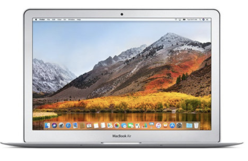 "Apple MacBook Air 13"" 1.6GHz i5 / 4GB / 128GB SSD / V6000 / Early 2015"
