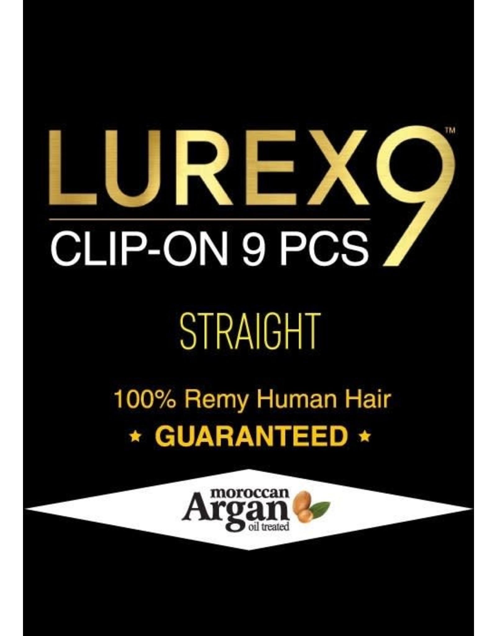 Lurex LUREX CLIP-ON 9PCS STRAIGHT