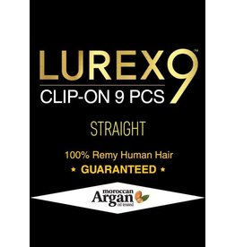 Lurex LUREX CLIP-ON 9PCS STRAIGHT