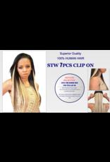 "Fashion Source FASHION SOURCE STW 7PCS CLIP ON EXTENSIONS 20"""
