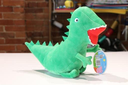 29cm Peppa Pig Georges Dinosaur