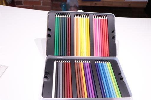 ZWPY6906 M&G ARTS Oily Color Pencil 48 Color