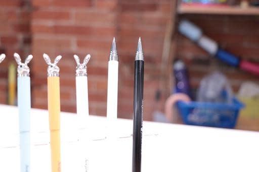 AGPW2101 Gel Ink Pen Black
