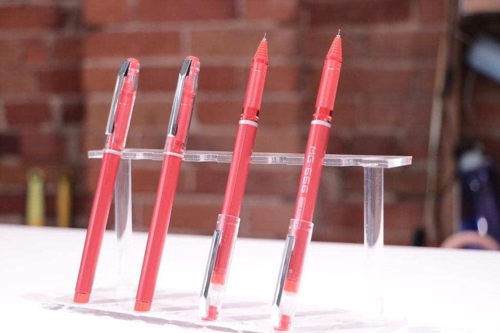 AGPB4501 Gel Ink Pen Red 0.5
