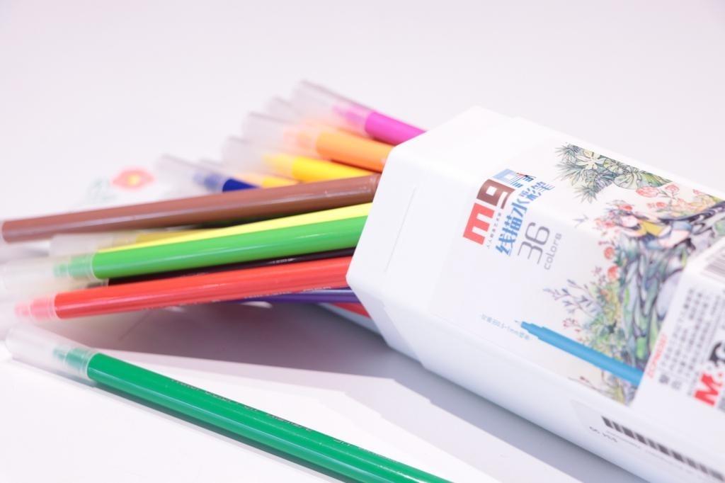 MGARTS 36 ZCPN0307 Watercolor Marker