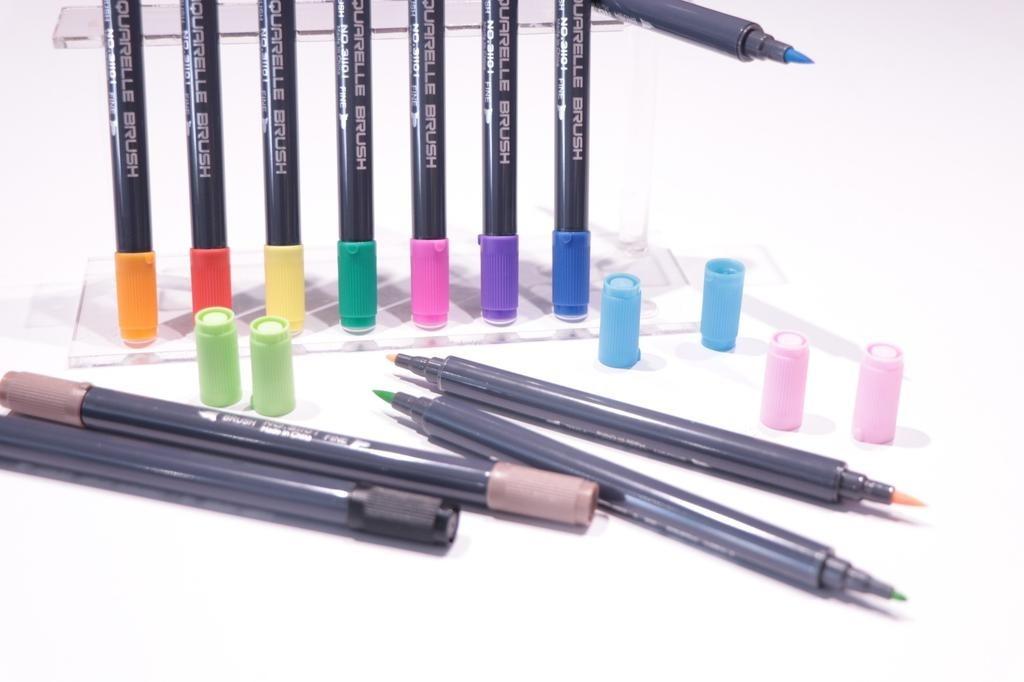 STA 3110-12 Watercolor Brush Pen