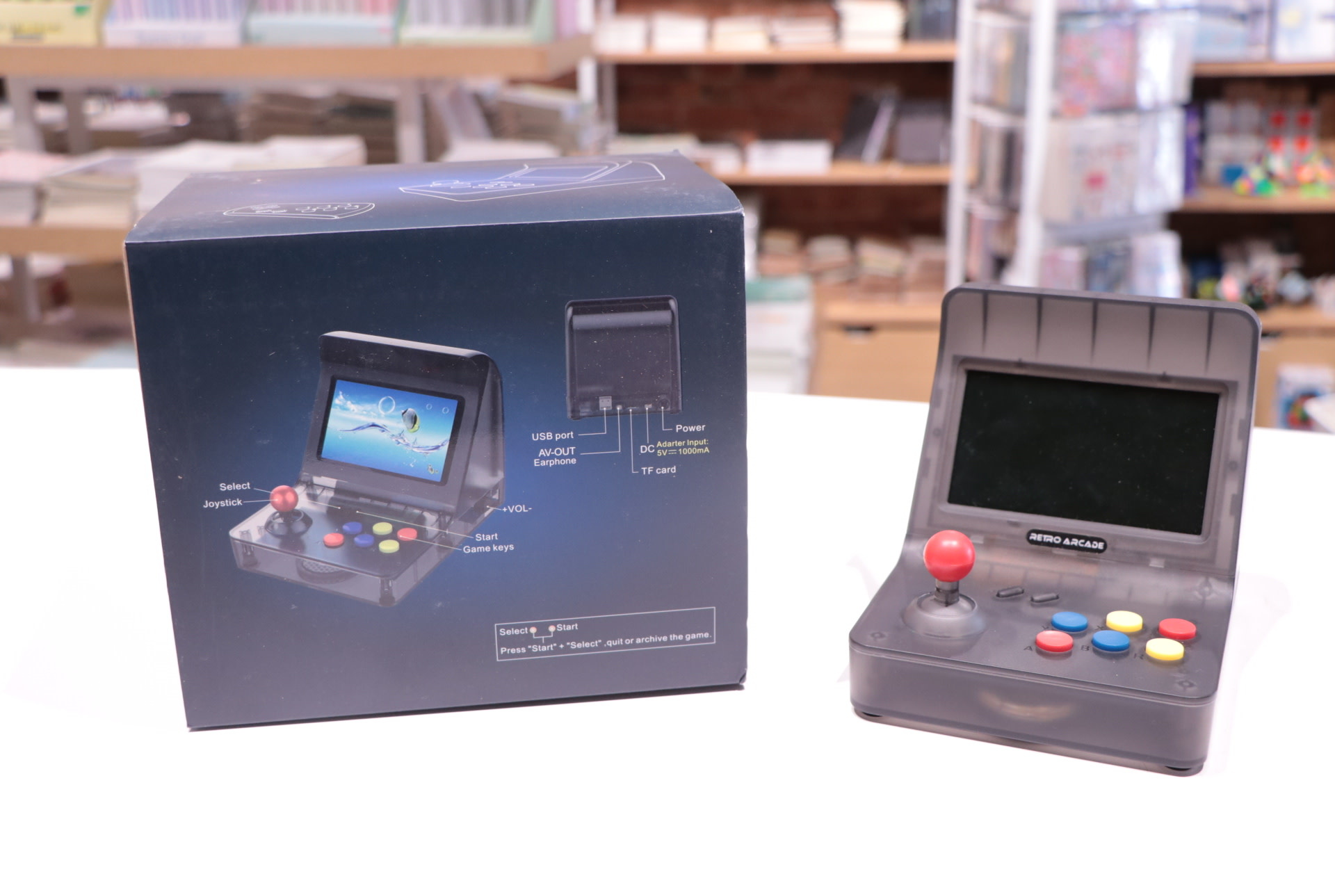 3000 Game Boy Mini Machine