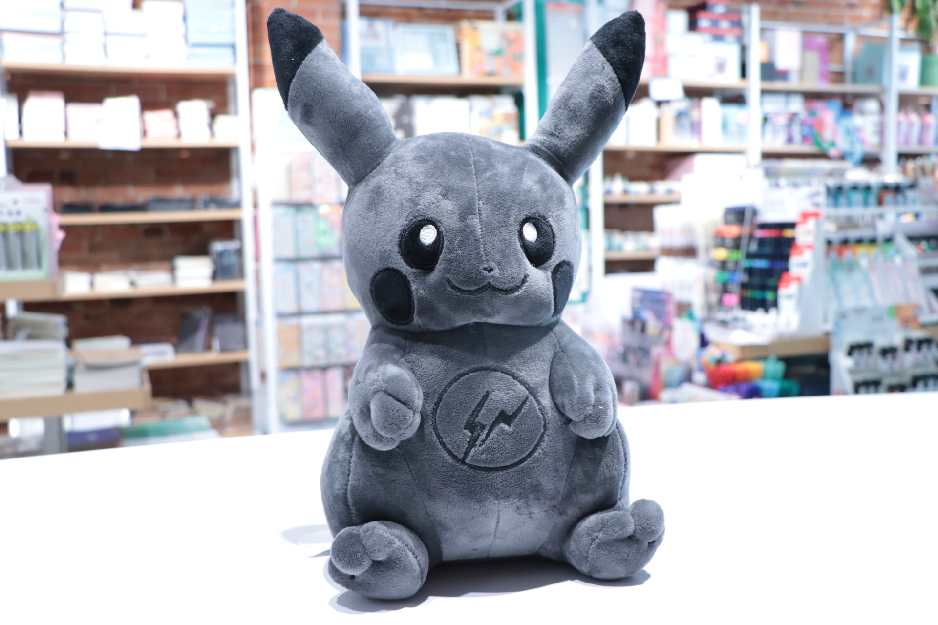 35cm Pikachu Black