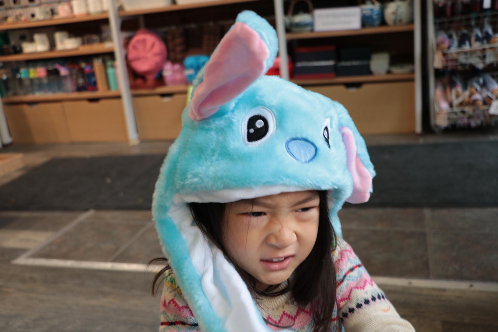 Stitch Hat Pump