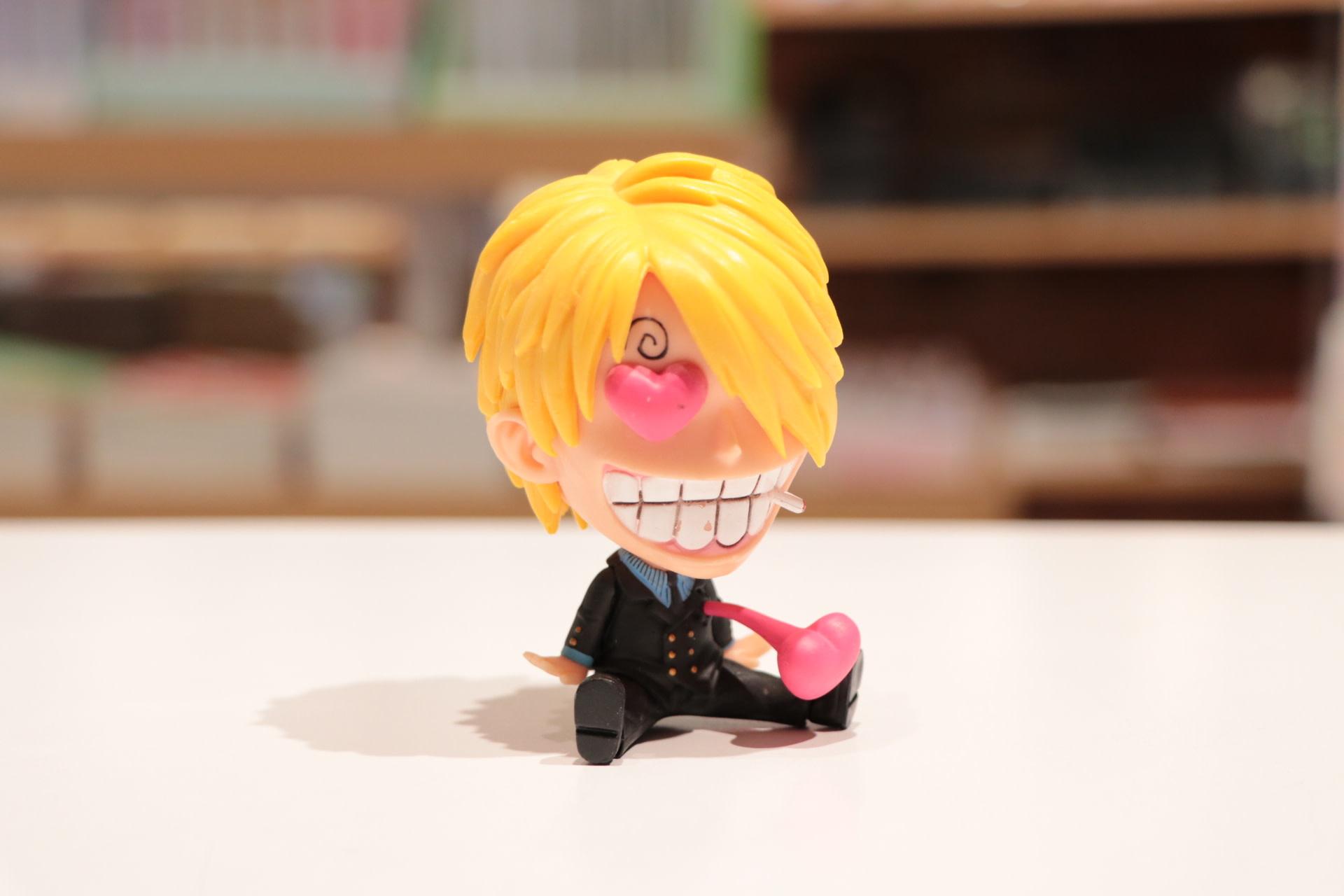 Super in Love Sanji One Piece