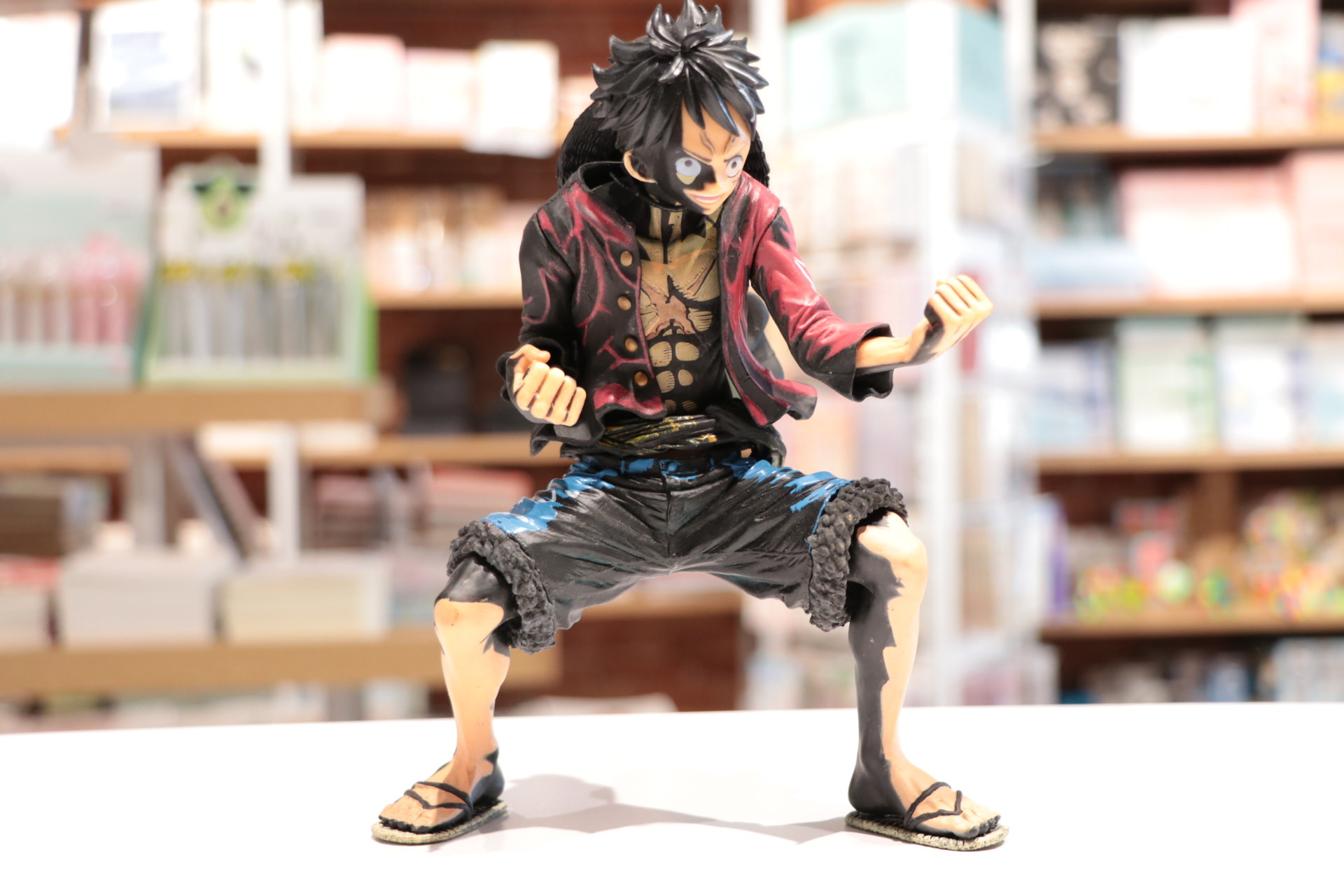 Luffy Black Shadow One Piece