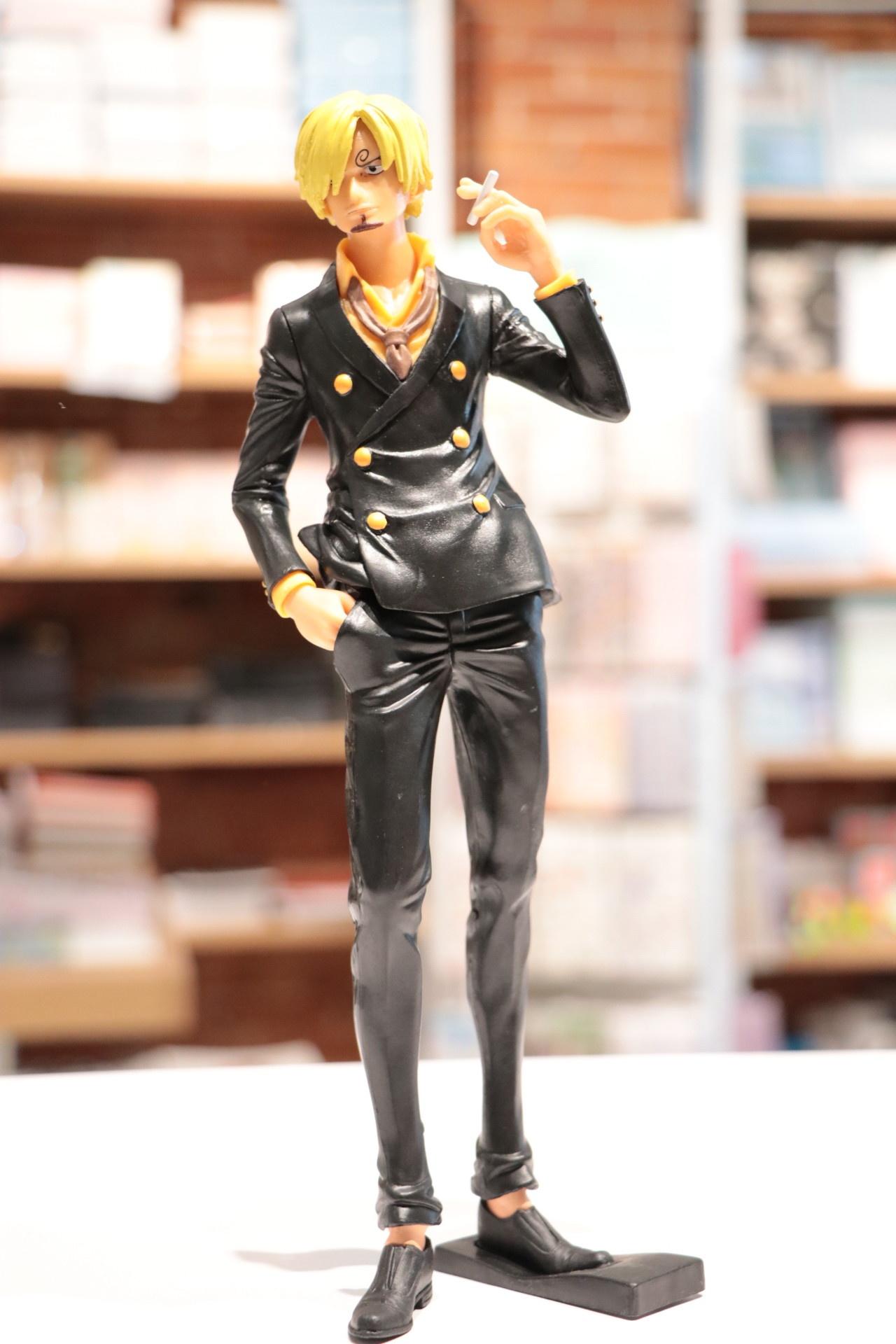 Pop Sanji in Black Suit