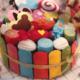 DIY Candy Bouquet Storage 14cm
