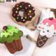 DIY Donut/Ice Cream/Cupcake Badge