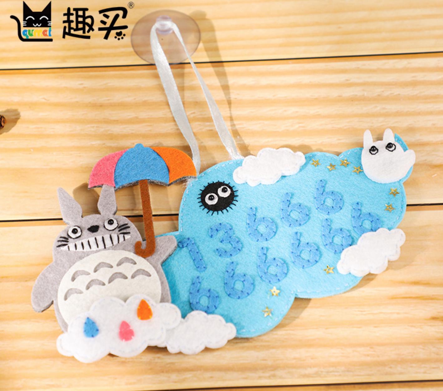 DIY Totoro Phone Number