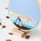 Hands DIY Embroidery Until Old 15cm