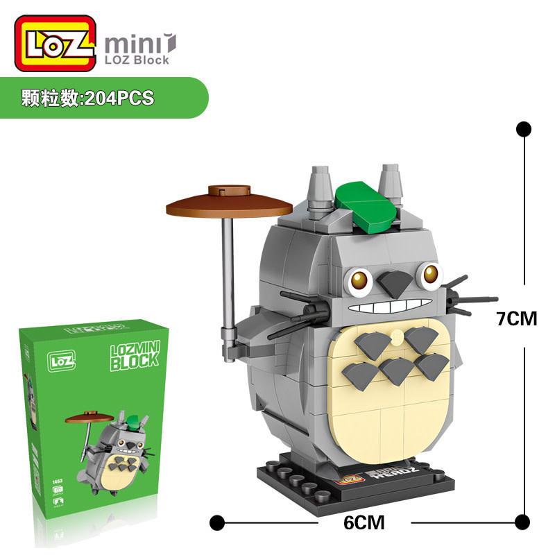 LOZ Totoro LOZ1463