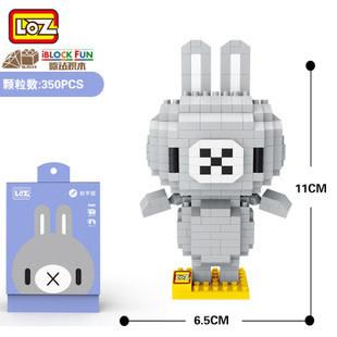 LOZ Grey Rabbit LOZ9563