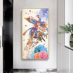 Flower Cross Stitch 45*85cm