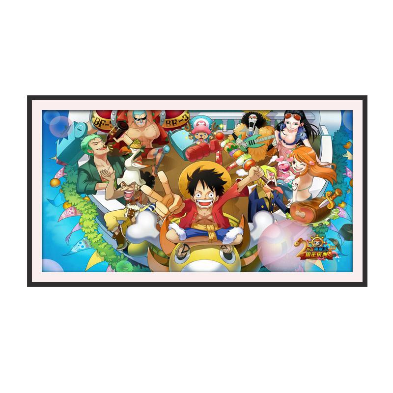 Z11CT0159-01 One Piece Cross Stitch 85*40cm