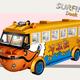 LOZ Duck Bus LOZ1115