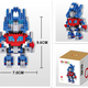 LOZ Transformers Blue LOZ9402