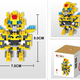 LOZ Transformers Yellow LOZ9401