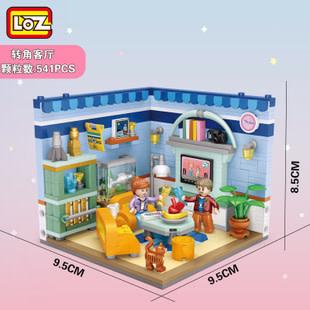 LOZ Family Room LOZ1901