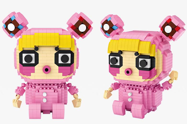 LOZ Baby Pink LOZ9206