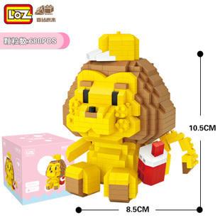 LOZ Monkey LOZ9230