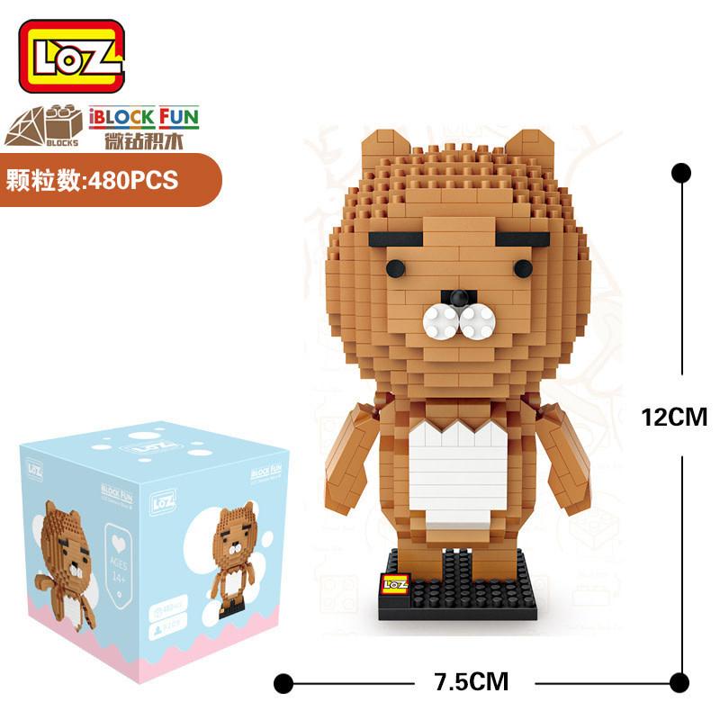 LOZ Teddy Bear LOZ9209