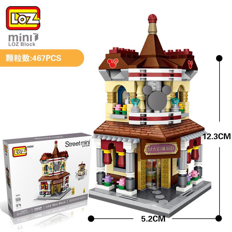 LOZ Mickey Mouse LOZ1632
