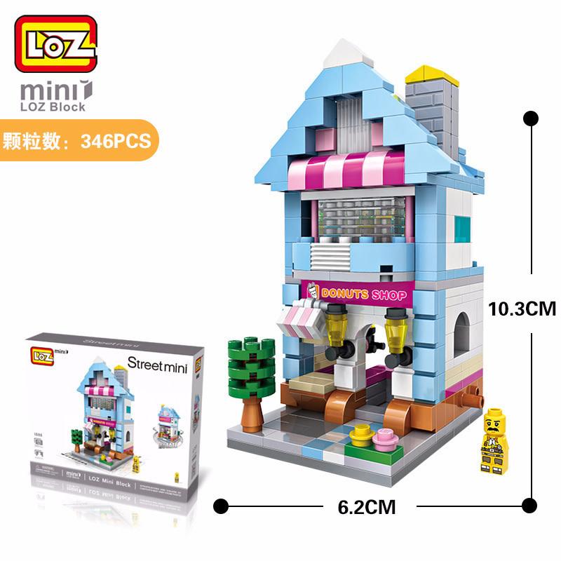 LOZ Donuts Shop LOZ1623