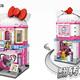 LOZ Hello Kitty LOZ1629