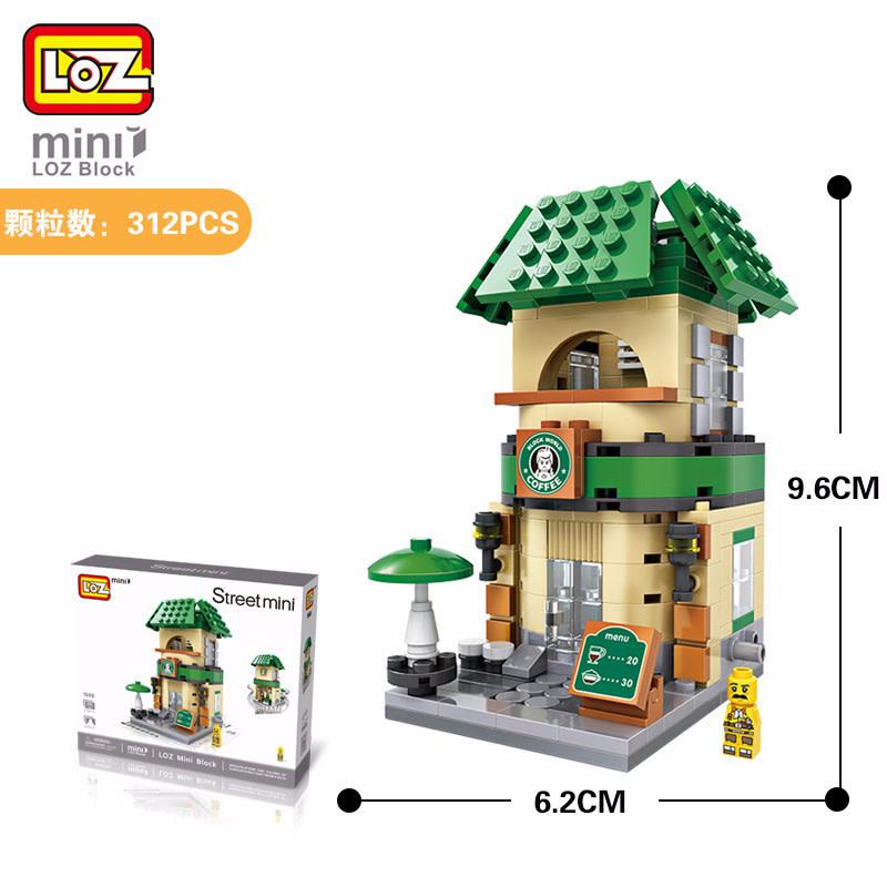 LOZ Coffee Shop LOZ1608