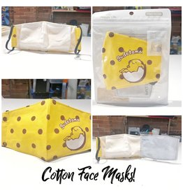 Fabric Face mask 2 filters included