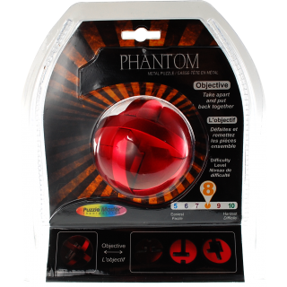 Phantom Metal Puzzle