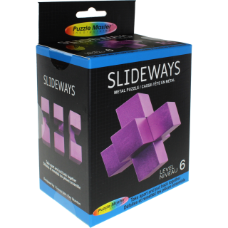 Slideways Metal Puzzle