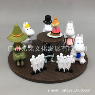 Moomin Statue