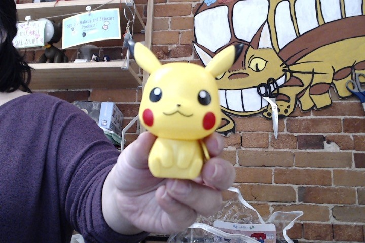 Pikachu Pokemon Statues