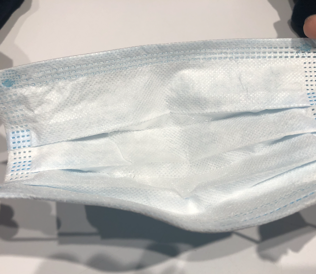Disposable Surgical Face Mask 10 Pack
