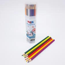 ZWPQ1444 Pencil Crayon 24 Set
