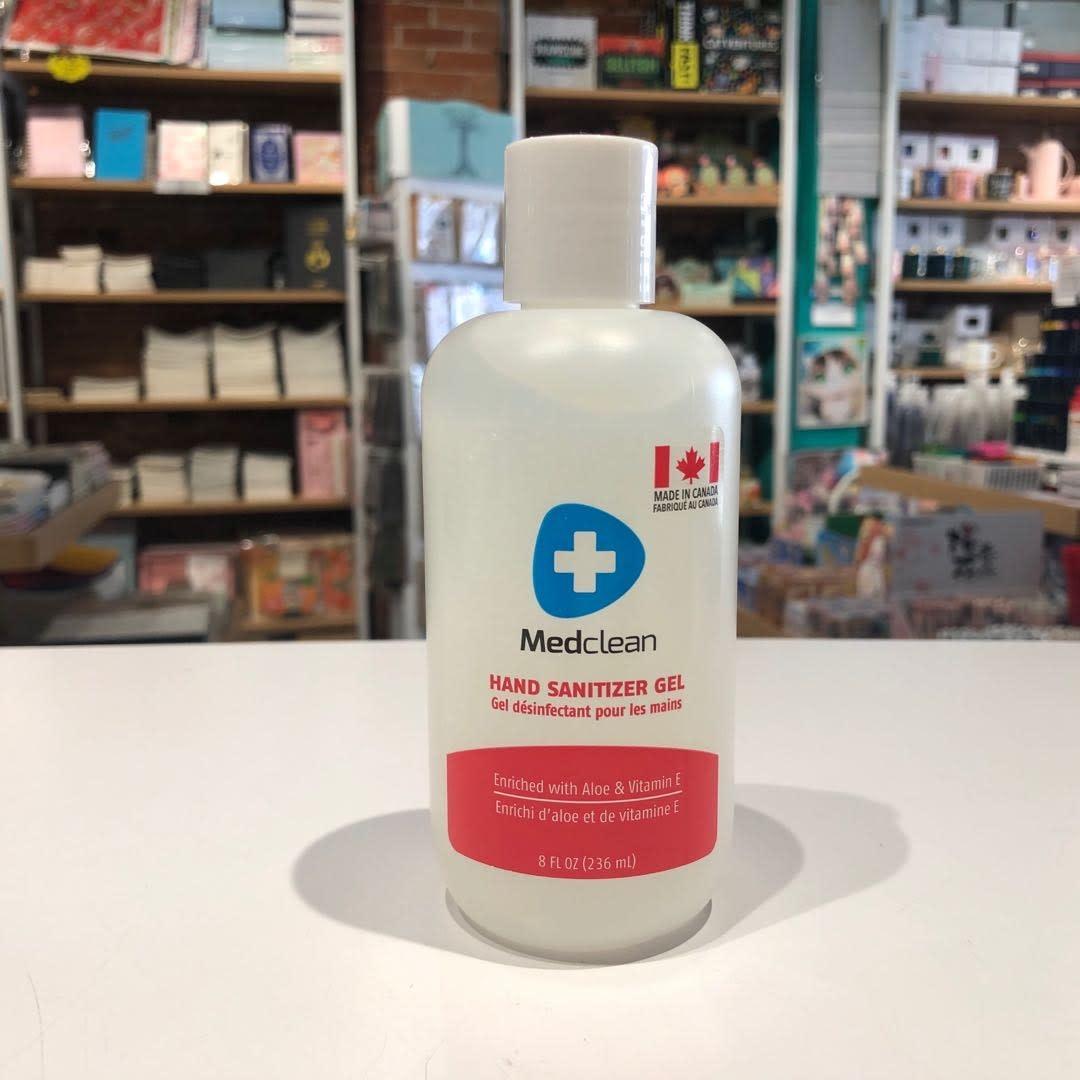 Medclean Hand Sanitizer Gel 236ml