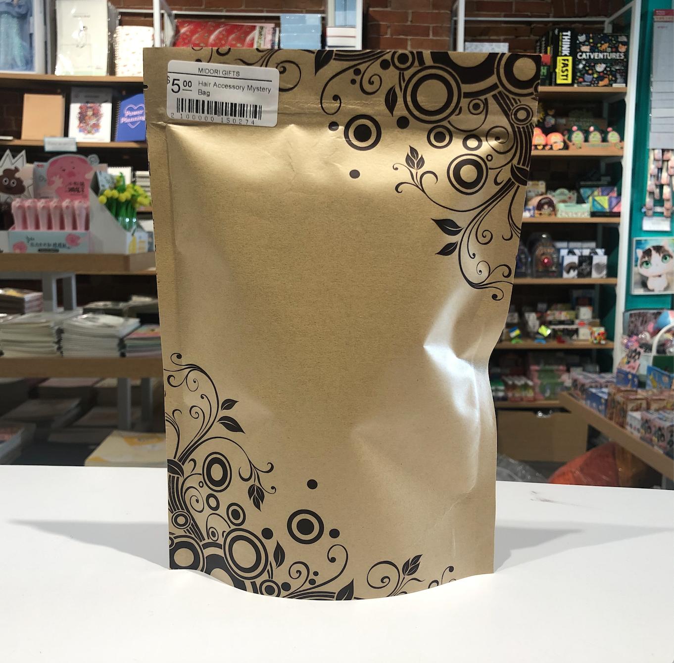 Hair Accessory Mystery Bag (Value over $25)
