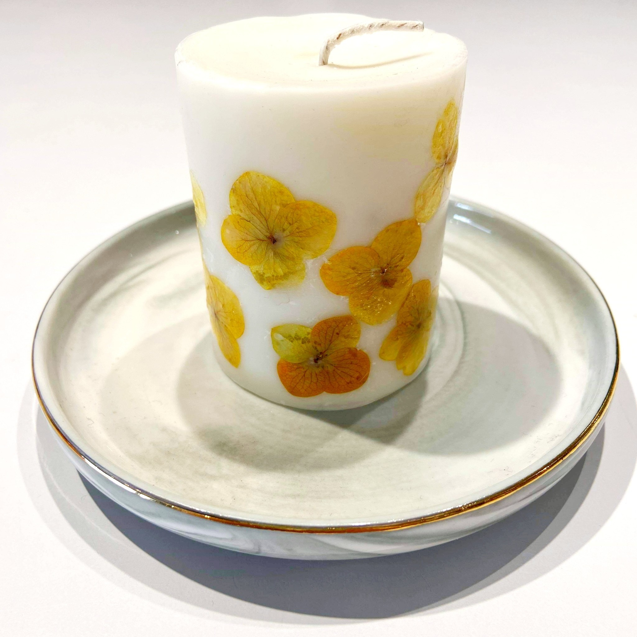 Soy Candle with Euphoria Blossom