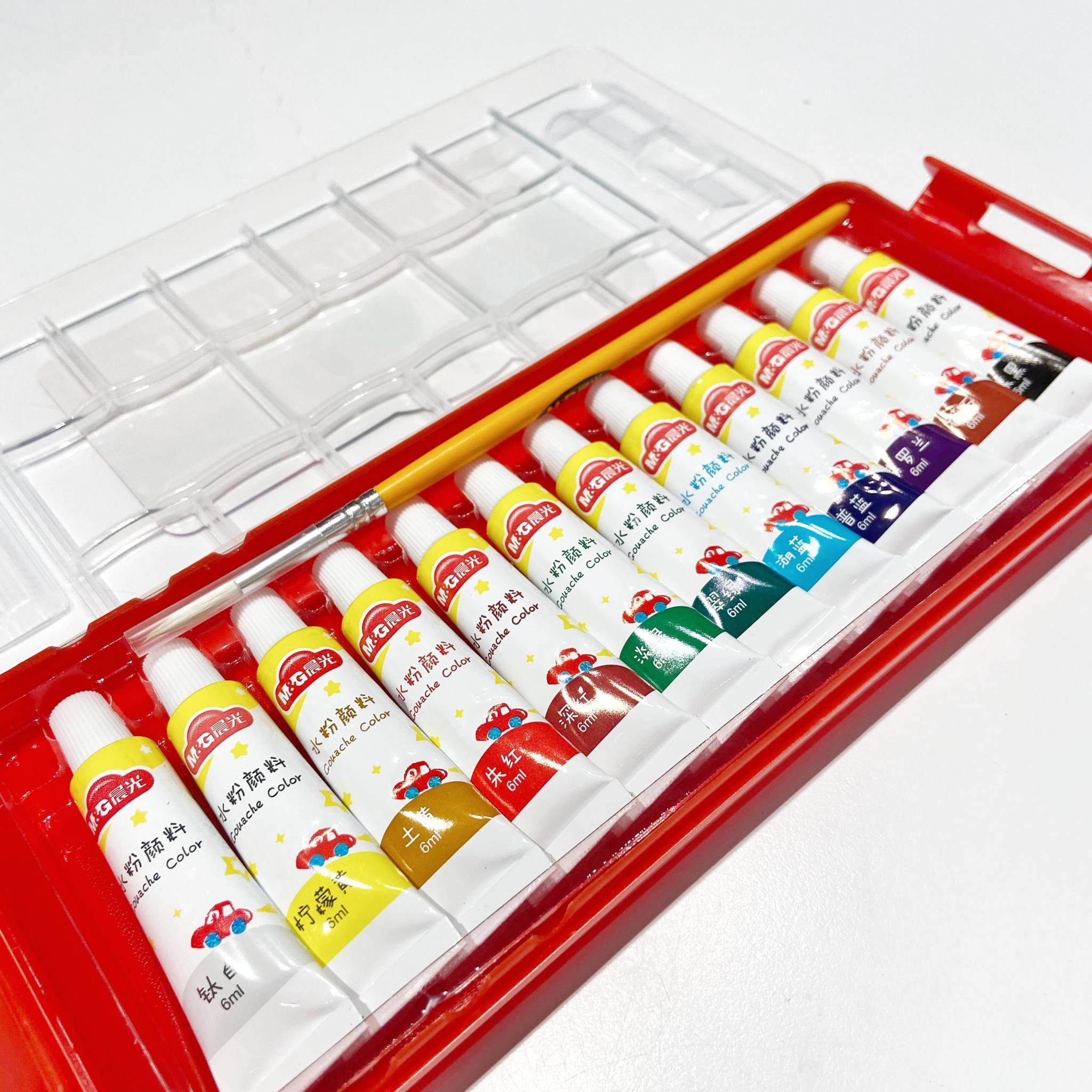 12 Set (6ml)APL97690 Acrylic Paint
