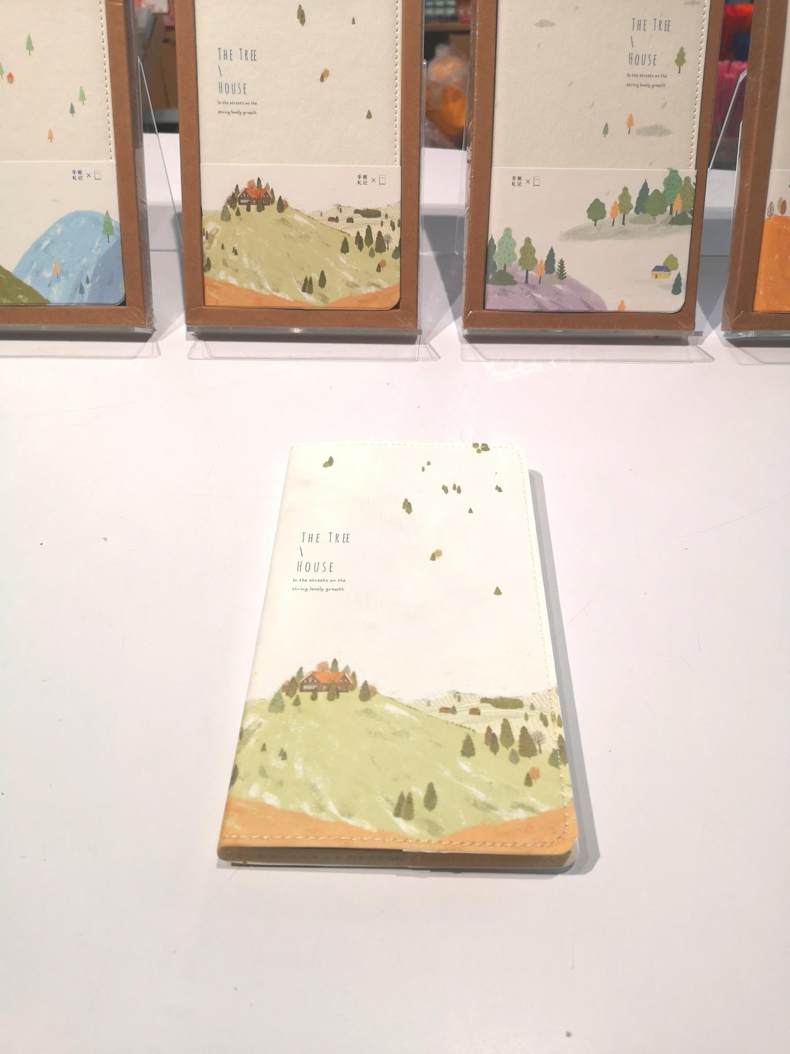 YN4880-5001 The Tree House Planner Notebook