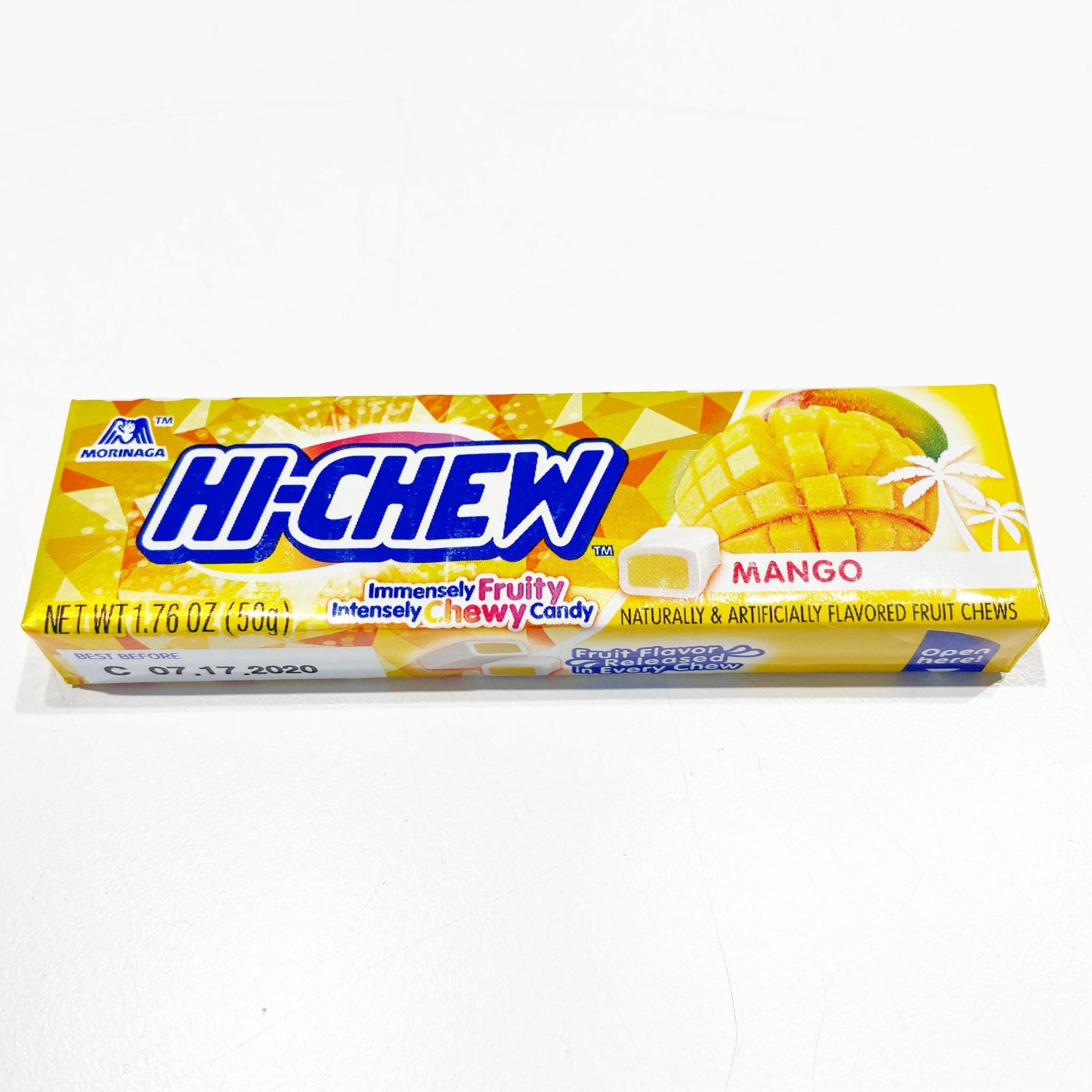 Moringa Hi-Chew Mango 2oz